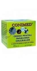 Crema pentru ingrijirea calcaielor Conimed
