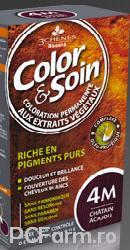 Vopsea permanenta Color Soin - 3Chenes
