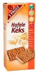 Biscuiti din Grau Spelta Integral, Fara Fructoza - 3 Pauly