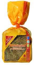 Paine de Porumb cu Seminte de Floarea Soarelui, Fara Gluten - 3 Pauly