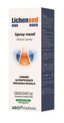 Lichensed Spray nazal - AboPharma
