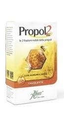 Propol 2EMF Tablete cu Miere pentru adulti - Aboca