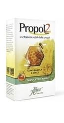 Propol Tablete cu gust de miere si capsuni pentru copii - Aboca