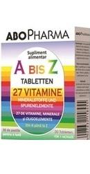 ABO Vitamine de la A la Z - AboPharma