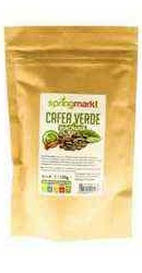 Cafea Verde macinata cu Ghimbir - Adams Vision