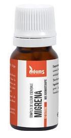 Complex de uleiuri esentiale Migrena - Adams Vision