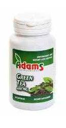 Ceai Verde 400MG - Adams Vision