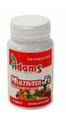 Multivita FE Plus - Adams Vision