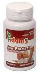 Saw Palmetto 500MG - Adams Vision