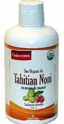 Suc de Noni Tahitian cu aroma de Zmeura - Adams Vision