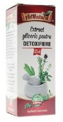 Extract gliceric pentru detoxifiere - Adserv