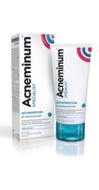 Acneminum Specialist Anti-Imperfectiuni Gel exfoliant pentru fata - Aflofarm