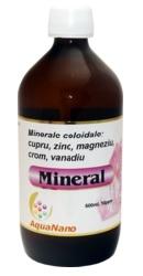 AquaNano Mineral Mix de minerale - Aghoras