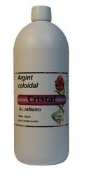 Aquanano Argint coloidal Cristal - Aghoras