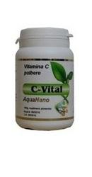 Vitamina C naturala pulbere Aquanano - Aghoras