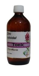 Zinc coloidal tonic Aquanano - Aghoras