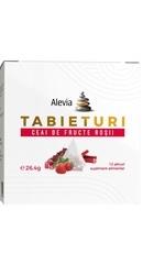 Tabieturi Ceai de fructe rosii - Alevia