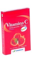 Vitamina C Junior 100mg - Amniocen
