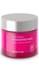 1000 Roses Rosewater Mask - Andalou Naturals