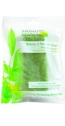 All Over Konjac Body Sponge - Andalou Naturals