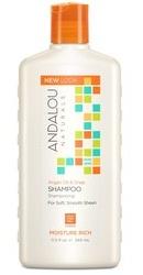 Argan Oil Shea Moisture Rich Shampoo - Andalou Naturals
