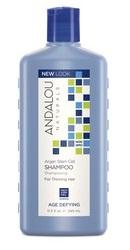 Argan Stem Cell Age Defying Shampoo - Andalou Naturals