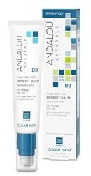 Argan Stem Cell BB Benefit Balm Un-Tinted SPF30 - Andalou Naturals