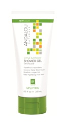 Citrus Sunflower Uplifting Shower Gel - Andalou Naturals