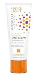 Clementine Hand Cream - Andalou Naturals