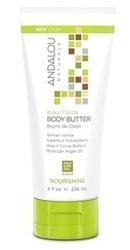 Kukui Cocoa Nourishing Body Butter - Andalou Naturals
