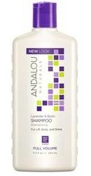 Lavender Biotin Full Volume Shampoo - Andalou Naturals