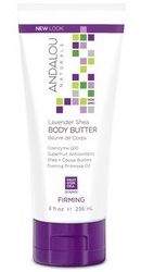 Lavender Shea Firming Body Butter - Andalou Naturals