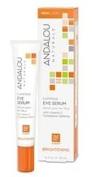 Luminous Eye Serum - Andalou Naturals