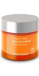 Pumpkin Honey Glycolic Mask - Andalou Naturals