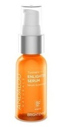 Turmeric C Enlighten Serum - Andalou Naturals