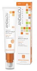 Vitamin C BB Beauty Balm Sheer Tint SPF30 - Andalou Naturals