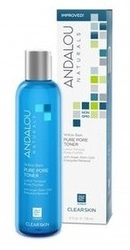 Willow Bark Pure Pore Toner - Andalou Naturals