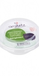 Absorbant mirosuri cu argila verde pentru frigider - Argiletz