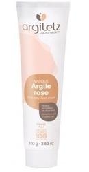 Masca naturala din argila roz Ready-to-use pentru ten sensibil - Argiletz
