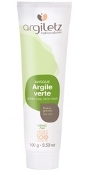 Masca din argila verde Ready-to-use pentru ten gras - Argiletz