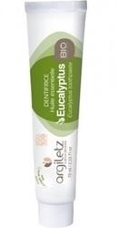 Pasta de dinti bio cu argila verde si eucalipt anti halena - Argiletz