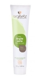 Pasta naturala argila verde Ready-to-use pentru ten normal sau gras - Argiletz