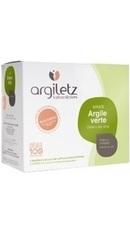 Textilit Strips Plasturi bandaj cu argila verde - Argiletz