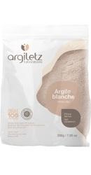 Pudra argila alba ultra-ventilata pentru ten tern imbatranit sau matur - Argiletz