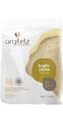 Pudra de argila galbena ultra-ventilata pentru ten mixt - Argiletz