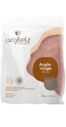 Pudra de argila rosie ultra-ventilata pentru ten uscat - Argiletz