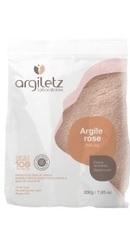 Pudra de argila roz ultra-ventilata pentru ten sensibil - Argiletz
