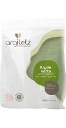 Pudra de argila verde ultra-ventilata pentru ten normal spre gras - Argiletz