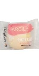 Sapun solid calmant cu argila roz si trandafiri - Argiletz