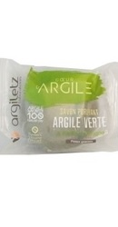 Sapun solid purifiant cu argila verde si parfum de colonie - Argiletz